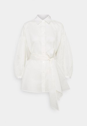 BALEARI - Button-down blouse - weiss