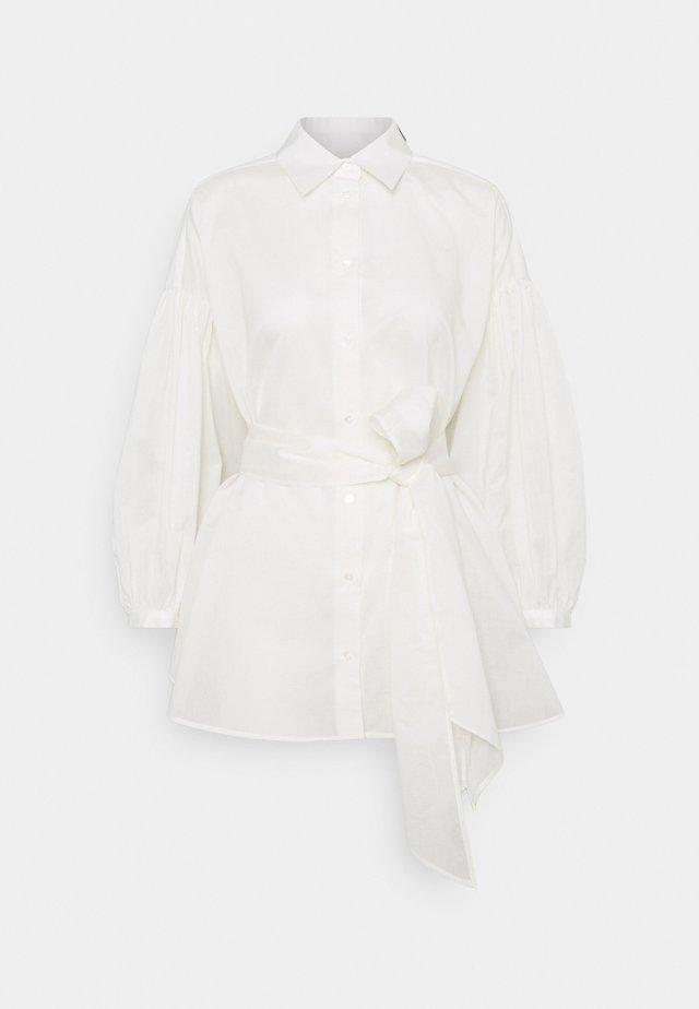 BALEARI - Button-down blouse - weiss