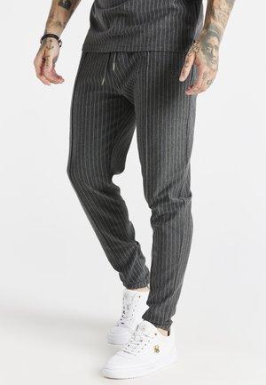 SMART ESSENTIALS PINSTRIPE PANT - Spodnie materiałowe - grey