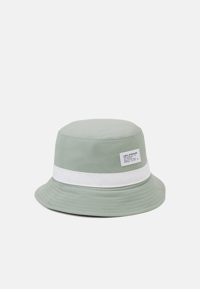 SEASONAL BUCKET HAT UNISEX - Klobouk - green