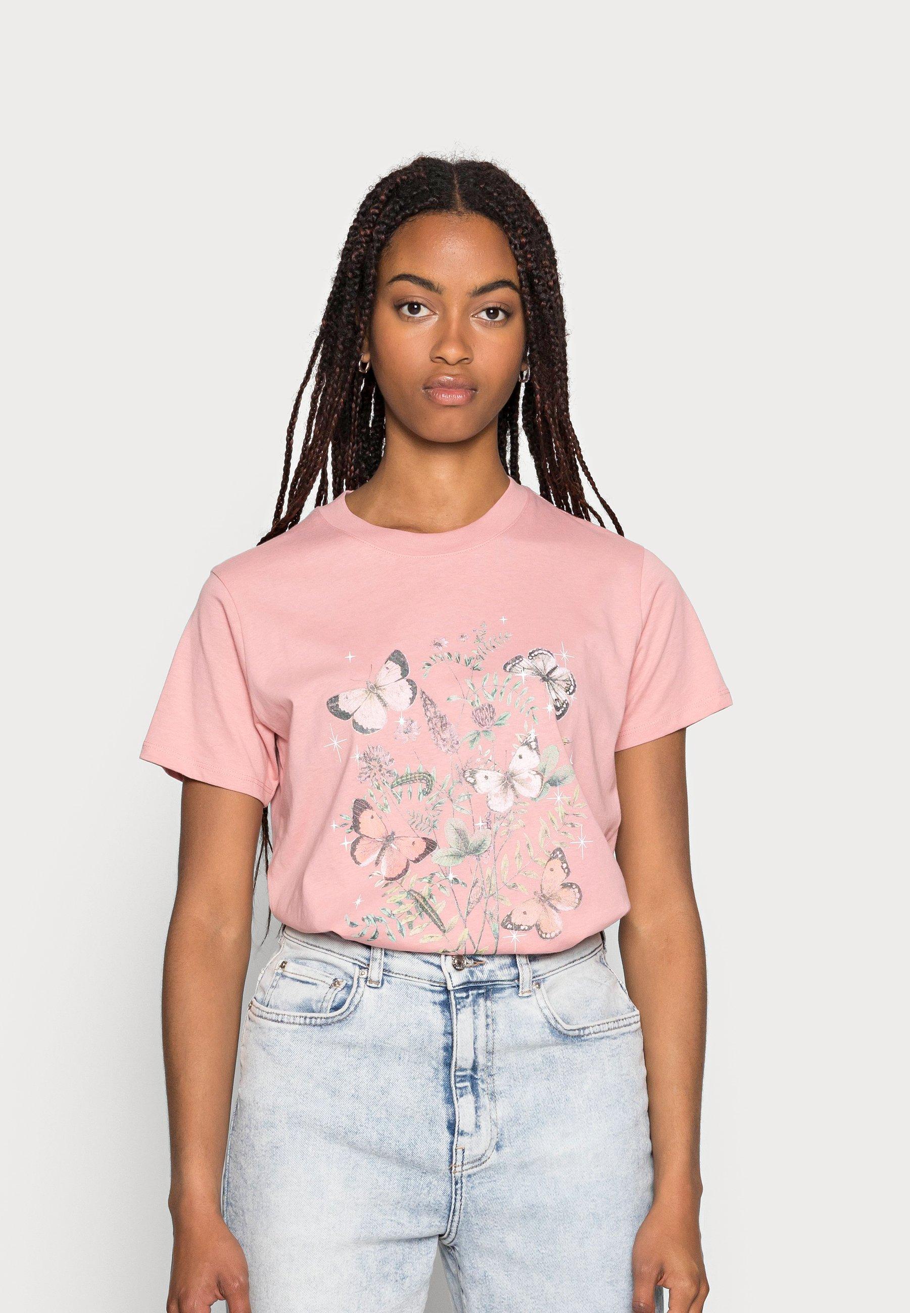 Damen CLASSIC  TEE - T-Shirt print