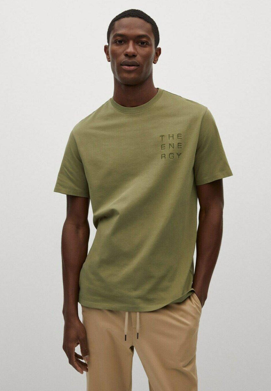 Homme ERIK - T-shirt imprimé