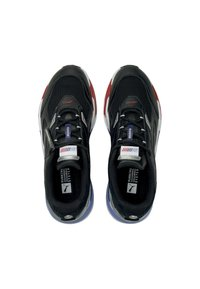Puma - BMW MMS RS-FAST UNISEX - Sneakers - p black-marina-high risk red - 4