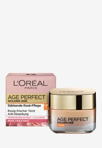 L'Oréal Paris Skin - AGE PERFECT GOLDEN AGE DAY CREAM SPF20 50ML - Face cream - - - 1
