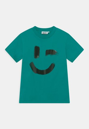 ROXO UNISEX - T-shirt print - teal