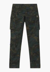 G-Star - ROVIC - Pantalones cargo - black/khaki - 1