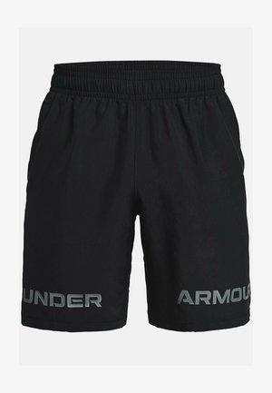 GRAPHIC  - Sports shorts - black