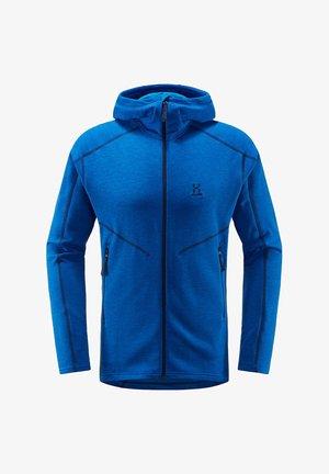HERON  - Fleece jacket - storm blue