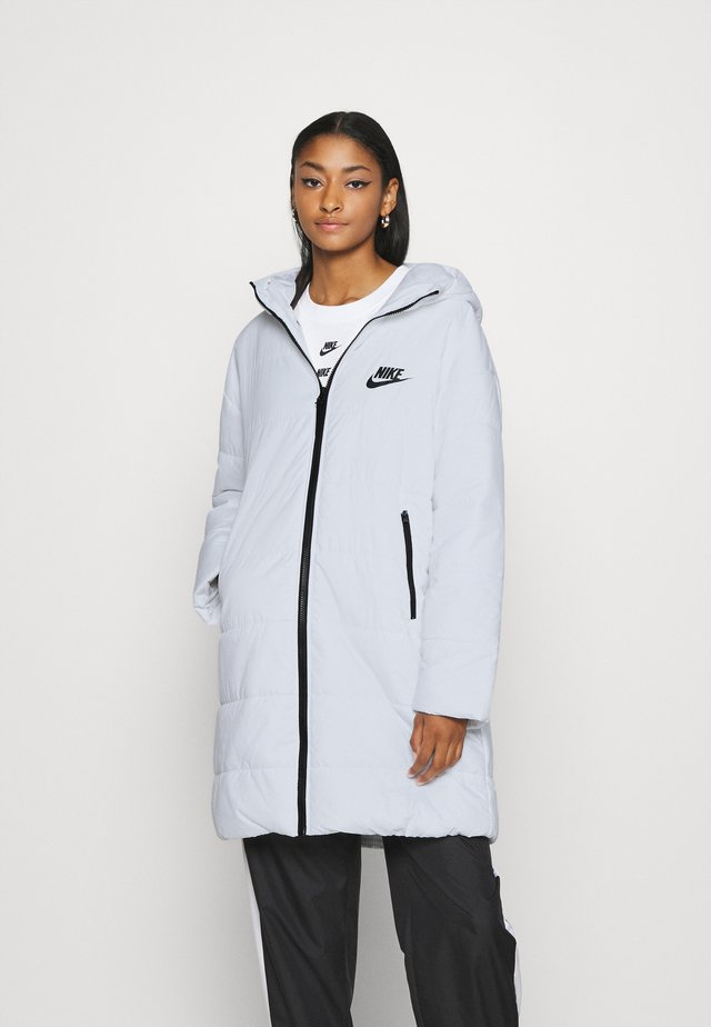 CORE - Abrigo de invierno - white/black