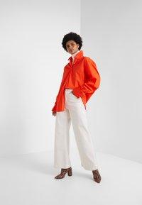 Rika - BLAZE  - Button-down blouse - orange - 1