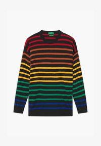Benetton - FUNZIONE BOY - Svetr - multi-coloured - 0