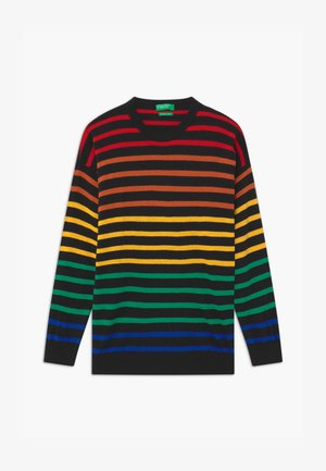FUNZIONE BOY - Jumper - multi-coloured