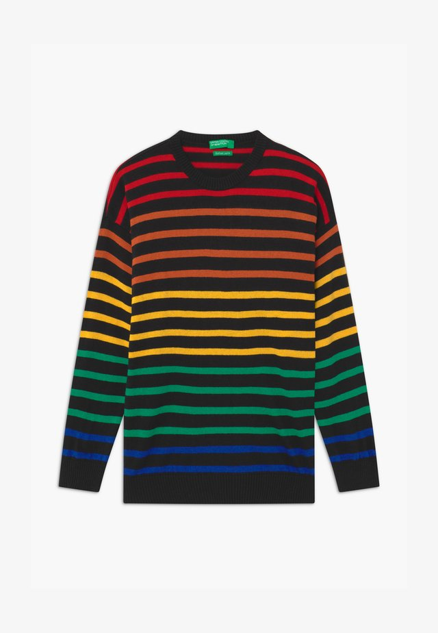 FUNZIONE BOY - Strikpullover /Striktrøjer - multi-coloured