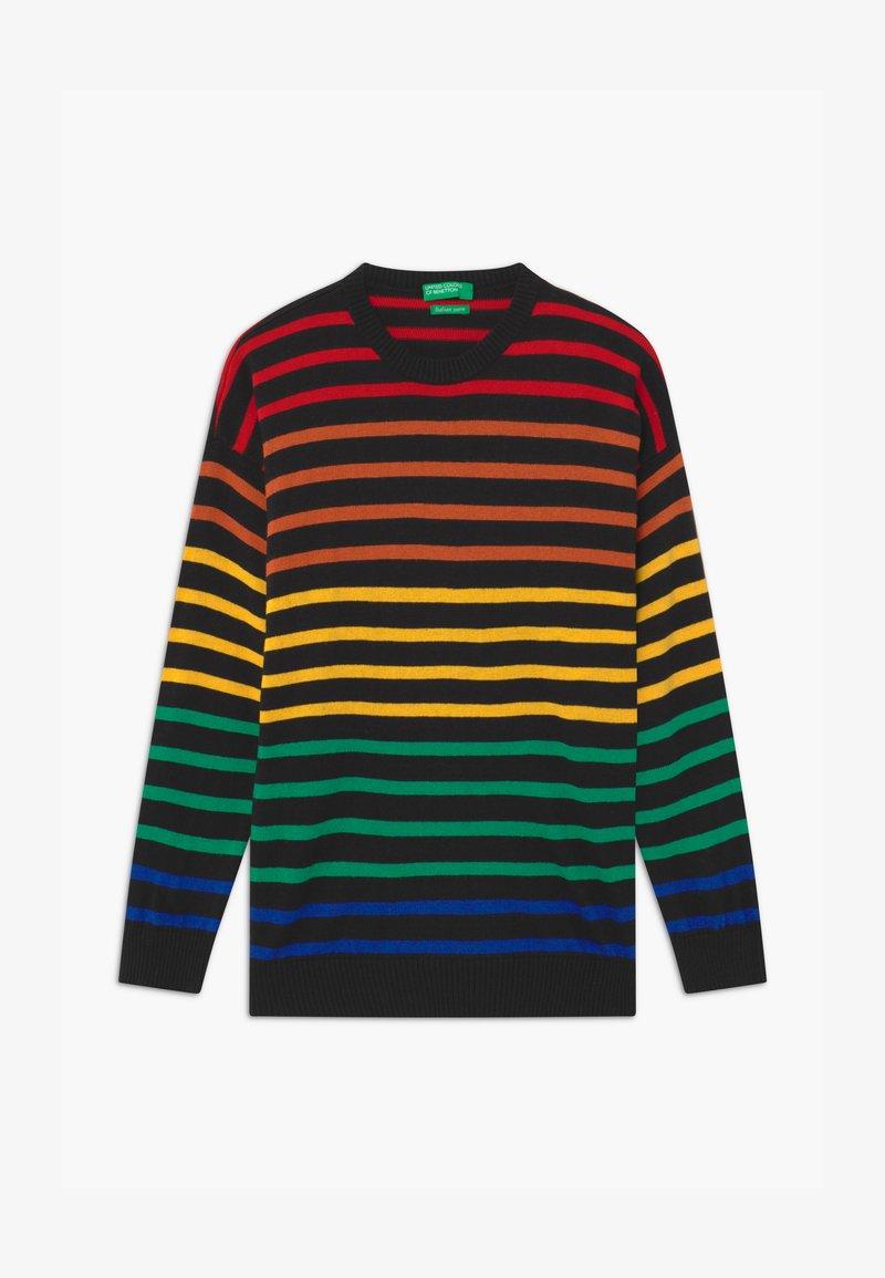 Benetton - FUNZIONE BOY - Svetr - multi-coloured