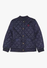 Polo Ralph Lauren - MILITARY OUTERWEAR JACKET - Zimní bunda - french navy - 0