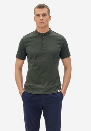 Polo shirt - mineral green