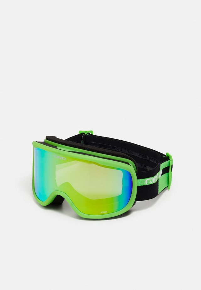 ROAM - Masque de ski - green