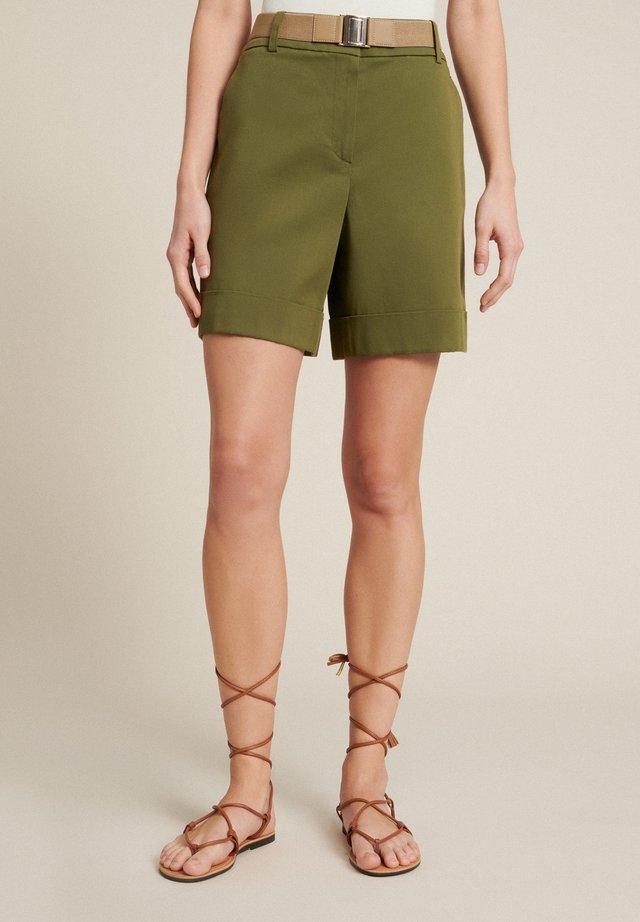 ATTORNO - Shorts - military green
