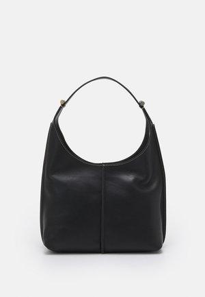CAROL SMALL SHOULDER BAG - Handtas - vegetal black