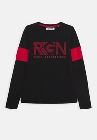 Re-Gen - Long sleeved top - black - 0