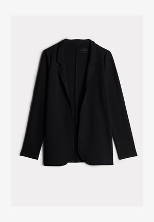 Blazer - black, anthracite, mottled black