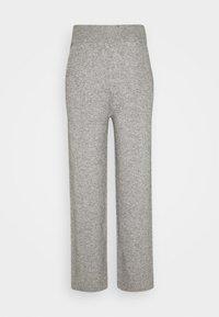 TROUSER - Kalhoty - light grey