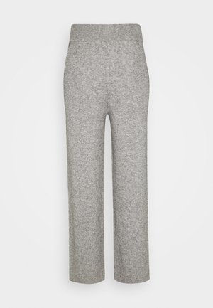 TROUSER - Trousers - light grey
