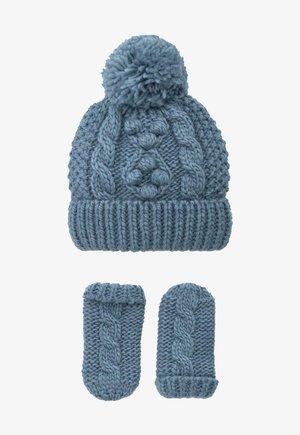 2PIECE  - Gloves - blue