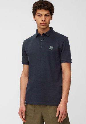 Polo shirt - blue night sky