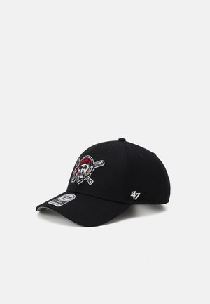 MLB PITTSBURGH PIRATES UNISEX - Caps - black