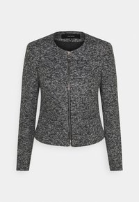 Vero Moda - VMRAE ZIP - Blazer - medium grey melange - 0