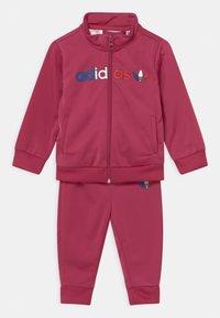 adidas Originals - SET UNISEX - Tracksuit - pink - 0