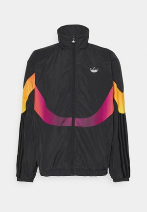 SPRAY - Training jacket - black