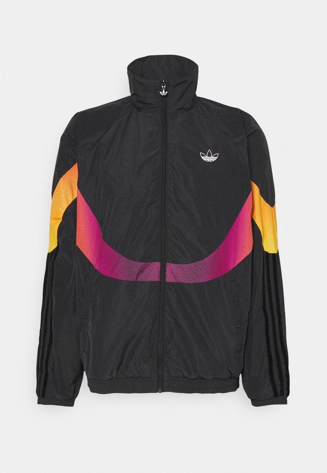 SPRAY - Training jacket - black