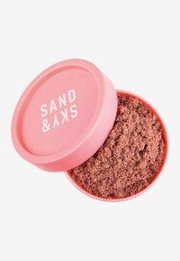 Sand&Sky - AUSTRALIAN PINK CLAY - SMOOTHING BODY SAND - Body scrub - - - 3