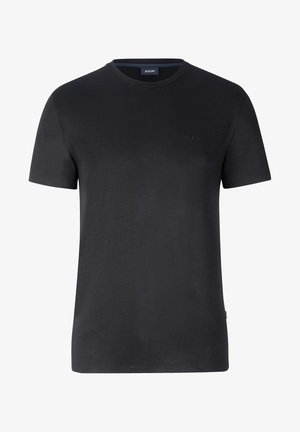 CORRADO - Basic T-shirt - black