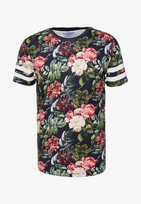 Jack & Jones - JORDIZ TEE CREW NECK - T-shirts print - tap shoe - 3