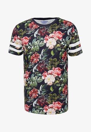 JORDIZ TEE CREW NECK - T-shirt imprimé - tap shoe