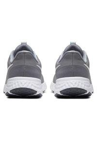 Nike Performance - REVOLUTION 5 - Neutral running shoes - cool grey/dark grey/pure platinum - 3