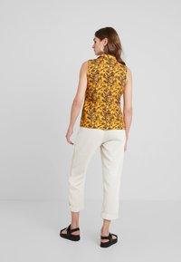 TWINTIP - Button-down blouse - yellow - 2