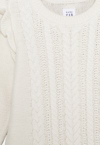 GAP - Jumper dress - ivory frost - 2
