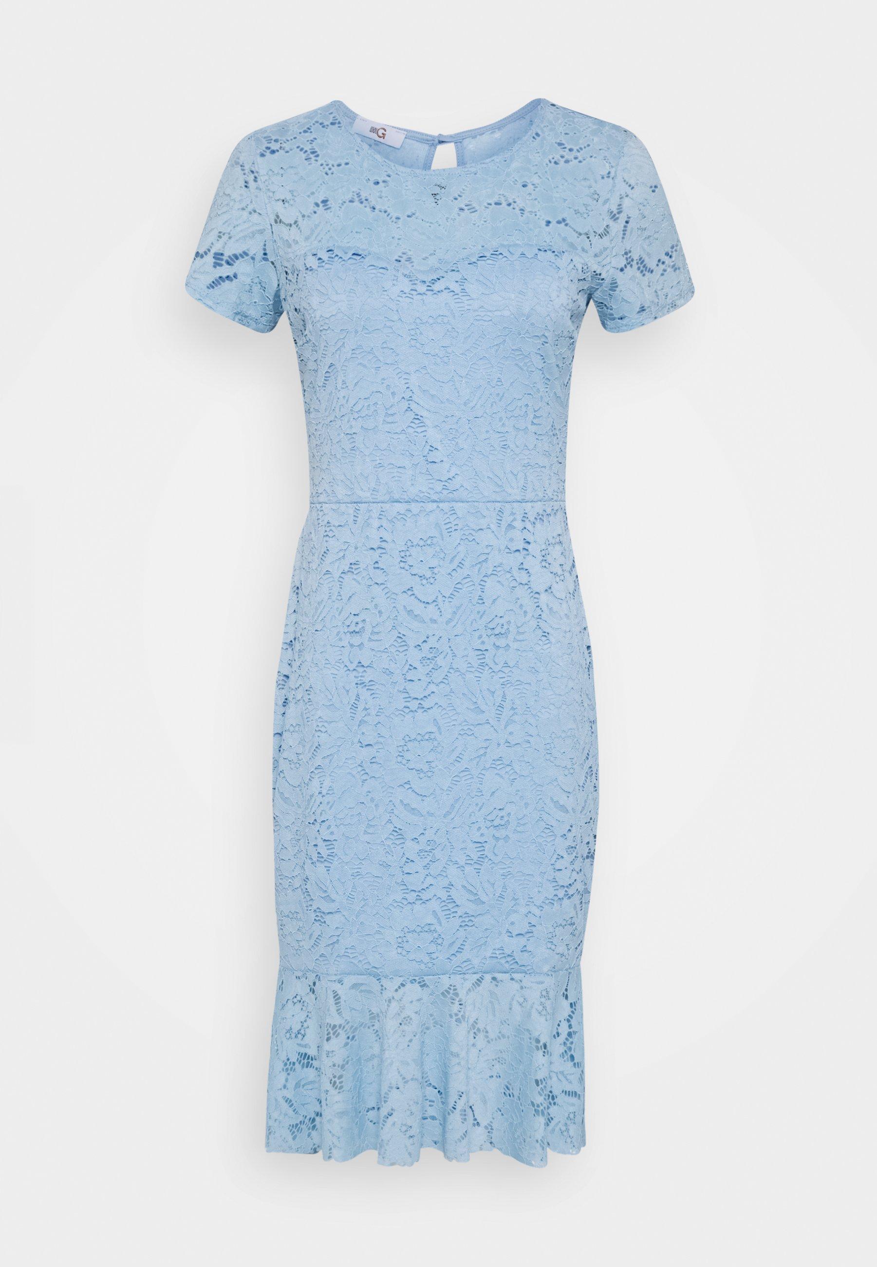 DRESS - Cocktailkleid/festliches Kleid - baby blue