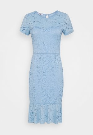 DRESS - Sukienka koktajlowa - baby blue