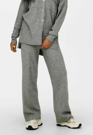 Bukse - medium grey melange