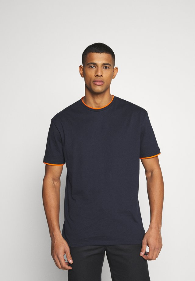 UNISEX  - Basic T-shirt - dark blue