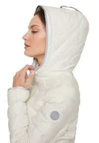 comma casual identity - Down jacket - offwhite - 3