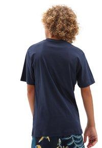 Vans - BY PRINT BOX  - Print T-shirt - dress blues/califas - 1
