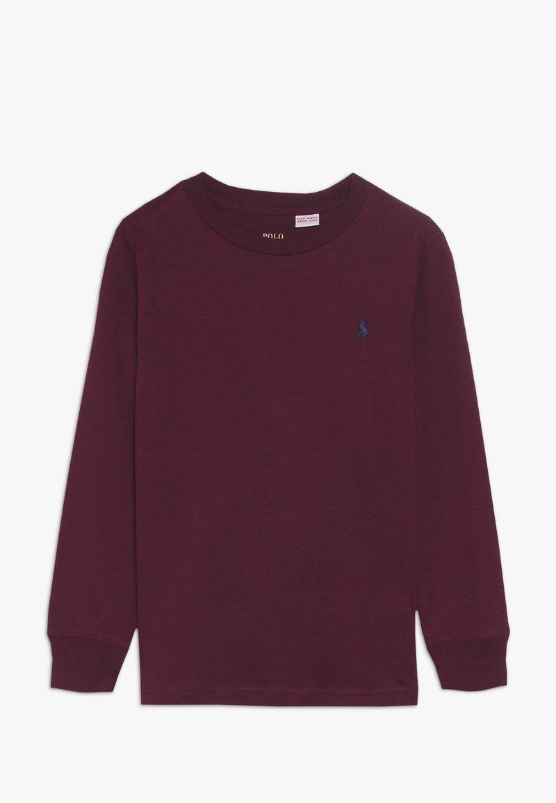 Polo Ralph Lauren - T-shirt à manches longues - classic wine