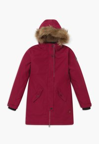 Killtec - BANTRY GRLS - Zimní kabát - pflaume - 0