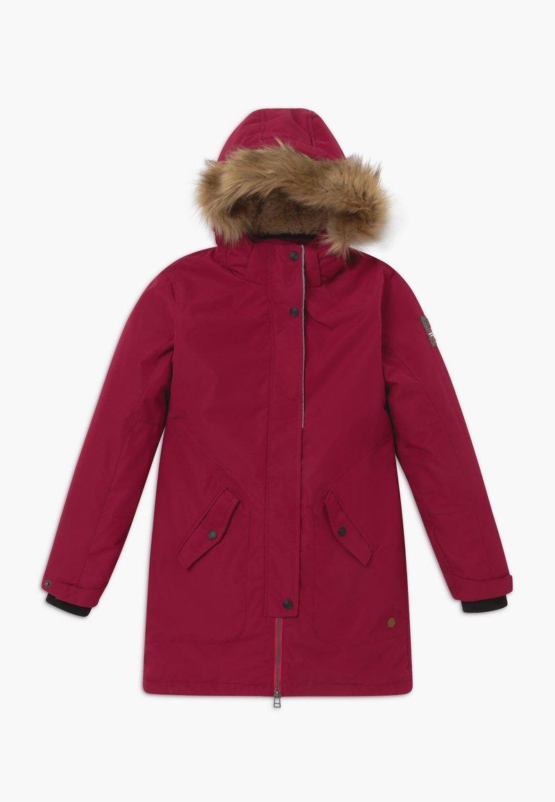 Killtec - BANTRY GRLS - Zimní kabát - pflaume
